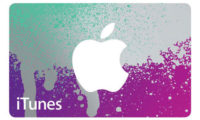 iTunes Karten Aktion