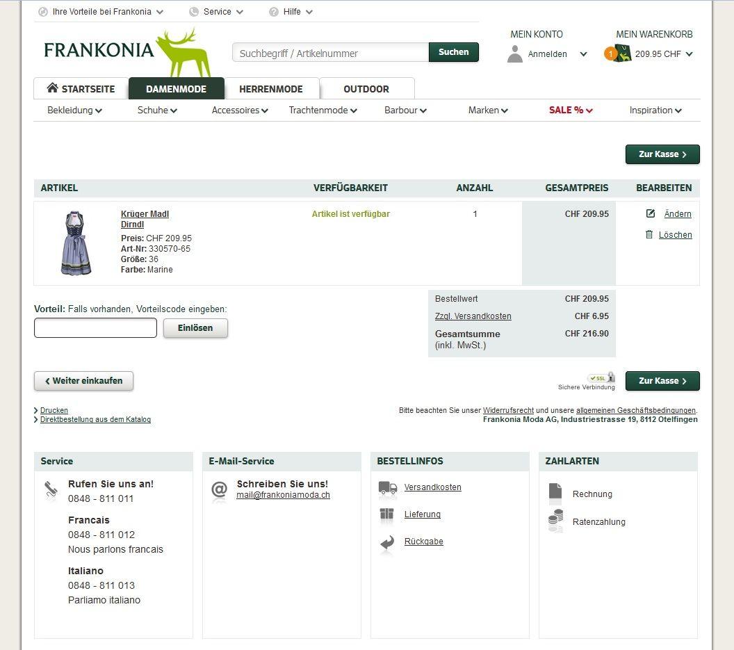 Frankonia
